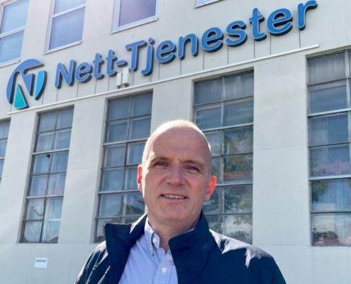 Lars-Erik Sundell i Nett-Tjenester